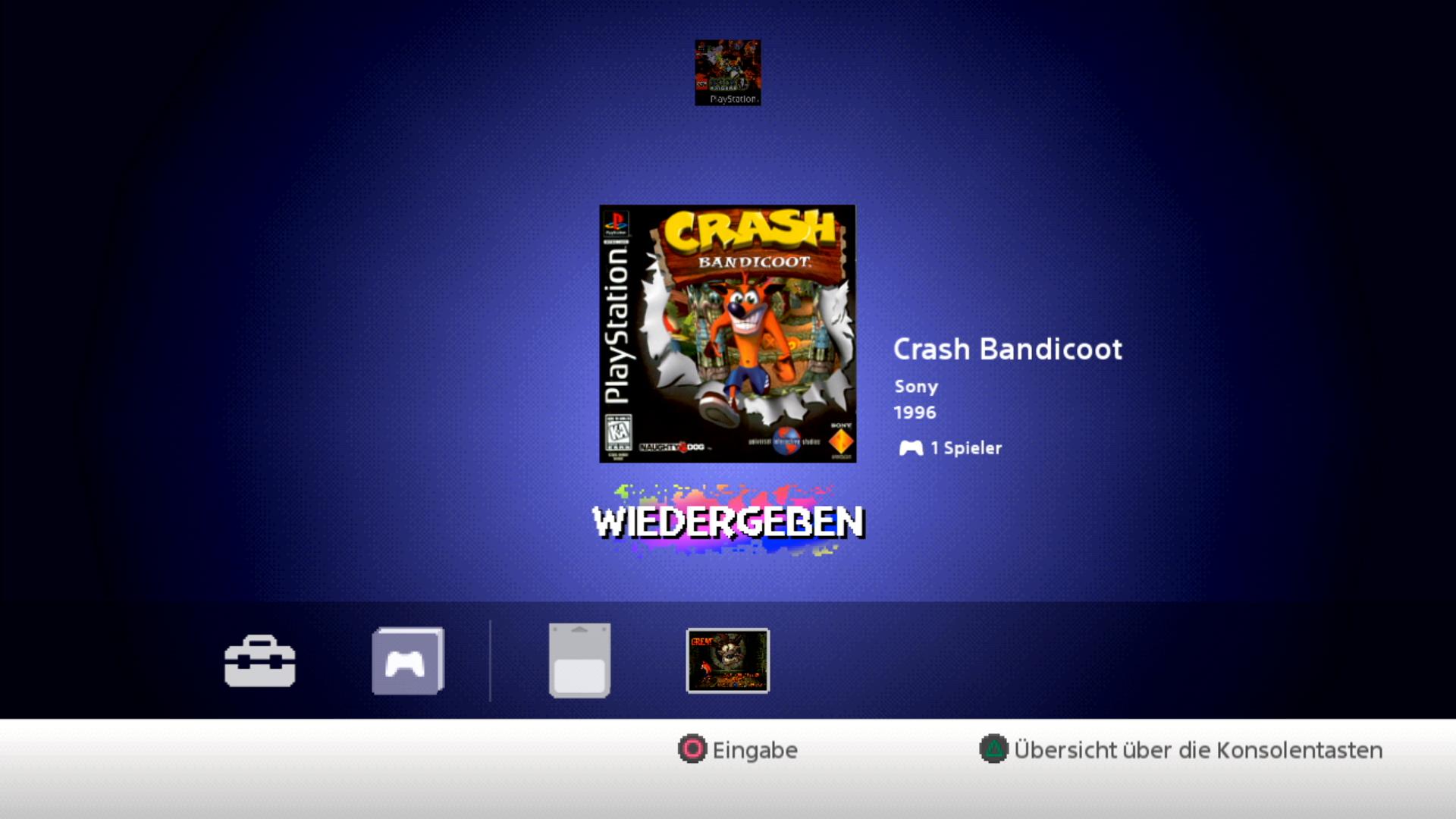 Playstation-Classic-Hack – Beliebige PS1-Spiele spielen